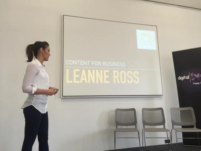 Leanne Ross clients world